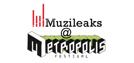 Muzileaks op Metropolis Festival 2017