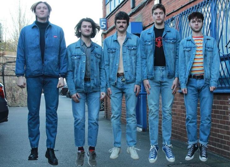 FEET - Engelse indierock